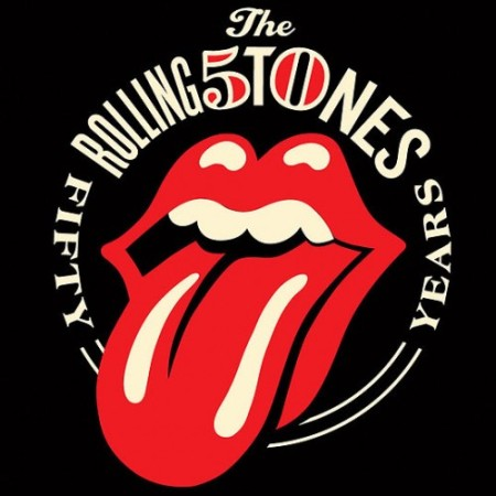 The Rolling Stones Celebrates Its 50th Anniversary With A New Logo